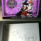 VENUS VERSUS VIRUS JAPAN ANIME MANGA ART SKETCH BOOK