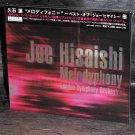 Joe Hisaishi Melodyphony JAPAN CD plus DVD Type B NEW