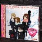 K-ON! SOUNDTRACK 2 ANIMATION SOUNDTRACK MUSIC CD NEW