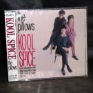 The Pillows Kool Spice Rare Japan Rock Music CD NEW