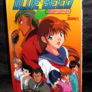 BLUE SEED OFFICIAL GUIDE ANIME ART BOOK YUZO TAKADA