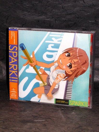 A Certain Scientific Railgun Soundtrack 1 Anime CD NEW