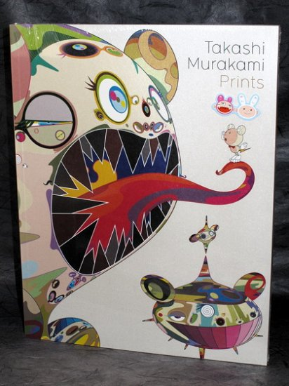 Takashi Murakami Prints Art Book Kaikai Kiki Japan NEW
