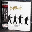 Genesis The Way We Walk Japan CD MINI LP NEW