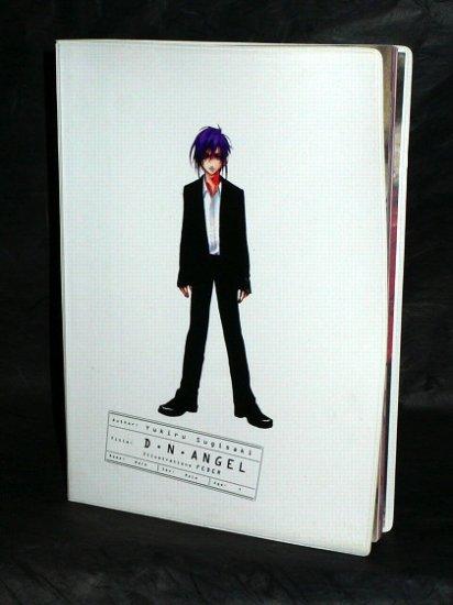 D N ANGEL ILLUSTRATIONS FEDER RARE JAPAN ANIME ART BOOK