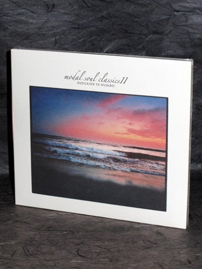 Nujabes modal soul classics II dedicate to Japan CD NEW