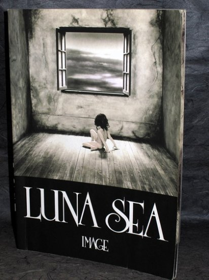 Luna Sea Image Band Score Tab Music Book Japan Visual