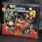 SEGA SYSTEM 16 COMPLETE SOUNDTRACK VOL.2 3 CD set NEW