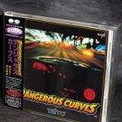 Dangerous Curves Scitron Japan Arcade GAME MUSIC CD