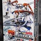 Magical Girl Lyrical Nanoha Force 3 Ltd Ed Manga Figure