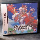 Solatorobo Sore kara Coda e Japan NINTENDO DS GAME NEW