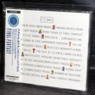 F. F. MIX Final Fantasy Single Collection Game Music CD