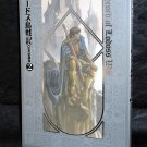 RECORD OF LODOSS WAR ART BOOK ORIGINAL JAPAN SILVER VER