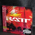 Ratt Infestation Special Edition Japan CD and DVD NEW