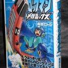 MEGA MAN ROCKMAN MegaMix JPN GAME MANGA BOOK COMIC NEW