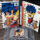 Ganbare Goemon Neo Momoyama Bakufu no Odori N64 Game