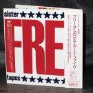 PIZZICATO FIVE SISTER FREEDOM JAPAN IMPORT CD