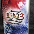 Sengoku Musou 3 Z PS3 Japan Hardcover Game Art Book NEW