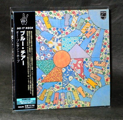 BLUE CHEER OH PLEASANT HOPE CD MINI LP Sleeve JAPAN LTD ED UICY-93368 NEW