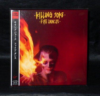 KILLING JOKE FIRE DANCES Japan CD MINI LP SLEEVE VJCP-68863 NEW