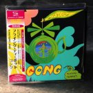 GONG FLYING TEAPOT JAPAN CD MINI LP SLEEVE VICP-70072 Rare OOP Sealed and NEW