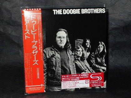 DOOBIE BROTHERS 1971 DEBUT ALBUM MUSIC Japan CD MINI LP Sleeve WPCR-13653 NEW