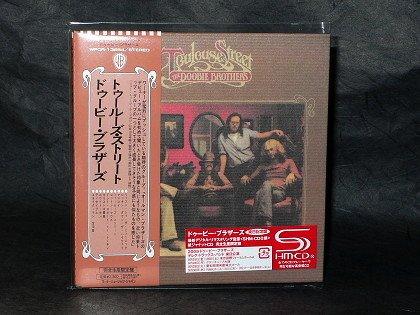 DOOBIE BROTHERS TOULOUSE STREET Japan SHM CD MINI LP sleeve WPCR-13654 NEW