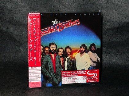 DOOBIE BROTHERS ONE STEP CLOSER Album JAPAN SHM CD MINI LP Sleeve WPCR-13661 NEW