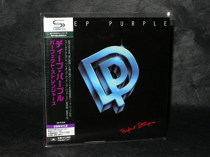 Deep Purple Perfect Strangers SHM CD MINI LP SLEEVE UICY-93964 OOP SEALED NEW