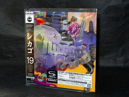 Chigago 19 JAPAN MUSIC SHM CD MINI LP SLEEVE WPCR-13790 NEW