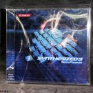 Sota Fujimori Synthesized 3 Plus Neo-Contra OST CD NEW