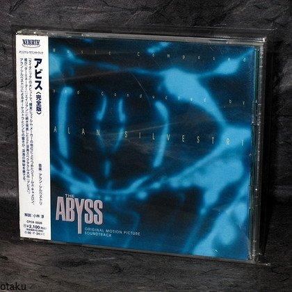 Alan Silvestri The Abyss Japan Movie Soundtrack CD