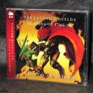 The Legend of Zelda Ocarina of Time 3D Soundtrack CD