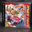 POWER DRIFT SOUNDTRACK SEGA JAPAN Game Music CD NEW