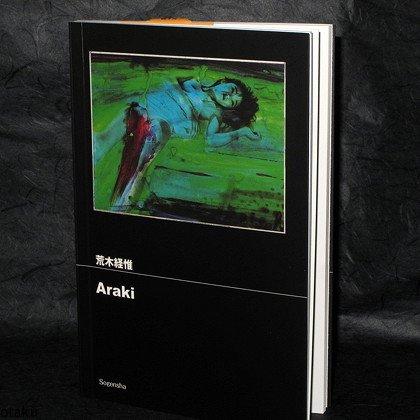 Araki Japan Photo Photography Art Book 2011 NEW