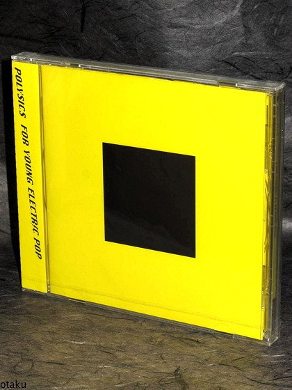 Polysics For Young Electric Pop CD ROCK JAPAN NEW