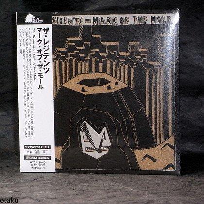 THE RESIDENTS Mark Of The Mole JAPAN CD MINI LP NEW