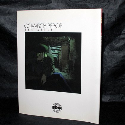 Cowboy Bebop After New Type 100 Collection Japan Anime Art Book 9784048531030