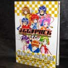KOSUKE FUJISHIMA PACK CUTE GIRLS GAME ANIME ART BOOK