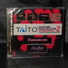 TAITO RETRO GAME MUSIC COLLECTION 2 Japan Game Music CD