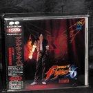 King of Fighters 96 Original Soundtrack Japan Game Music CD