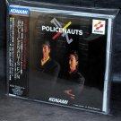 POLICENAUTS F/N GUITAR ARRANGE KONAMI Original Game Soundtracks MUSIC CD