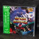 After Burner Sega S.S.T. Band Japan Game Music CD Original and Arranged