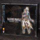 Valkily Profile Arranged Version Japan Original Game Soundtracks Music CD