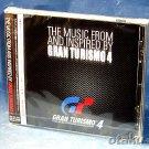 GRAN TURISMO 4 ARRANGED GAME MUSIC CD NEW JAPAN IMPORT