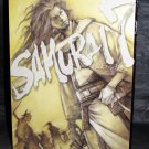 Samurai 7 TV Anime Japan Art Book based on Akira Kurosawa Seven Samurai Movie