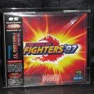 KING OF FIGHTERS 97 JAPAN Original Game Soundtracks MUSIC 2 CD SET