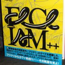FLCL Rhythm Plus Plus FLCL JAPAN Fantastic Anime Manga Art Book NEW