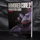 ARMORED CORE 2 PS1 PS GAME ART BOOK KAWAMORI MACROSS