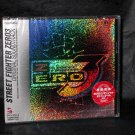 STREET FIGHTER ZERO 3 OST SOUNDTRACK Original Game Soundtracks MUSIC 2 CD NEW